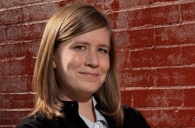 Johanna Gustavsson, chef för Politiken Literary Agency från 1 september 2021. Foto: Elizabeth Bick