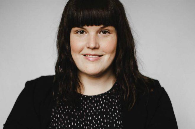 Johanna Häger. Foto: Kajsa Göransson
