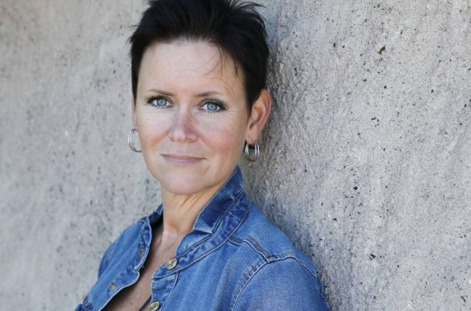 Författaren Johanna Svanborg. Foto: Patrik C Österberg