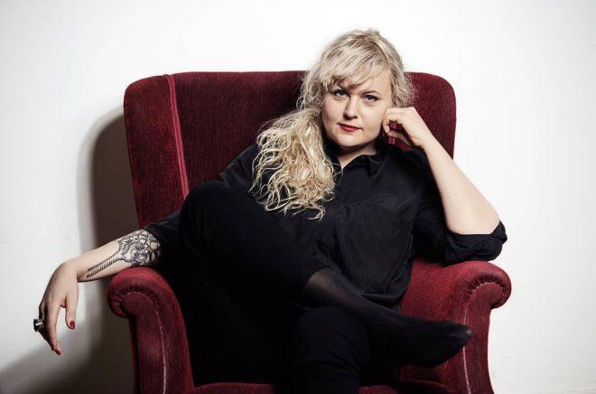 Johanna Tydell vann Slangbellan 2003 för boken