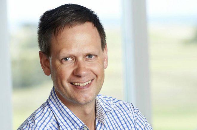 Jonas Lidheimer, PR-ansvarig på Egmont.