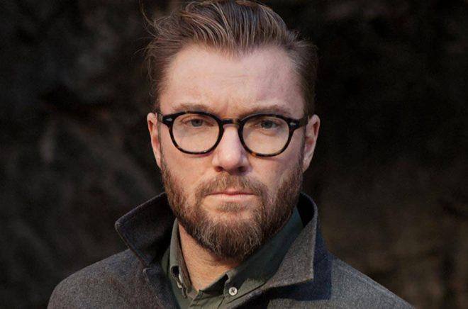 Författaren Jonas Walldow debuterar med romanen