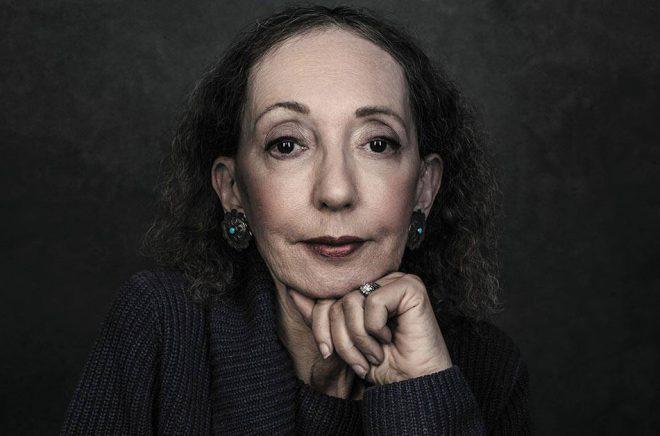 Författaren Joyce Carol Oates är en ständig kandidat till Nobelpriset. Hade hon fått det i år hade bokhandlarna jublat eftersom hennes nya bok släpps i dagarna. Foto: Dustin Cohen.