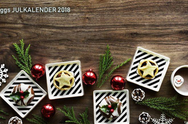 Boktuggs Julkalender 2018 - lucka 2. Bakgrundsbild: Pixabay.