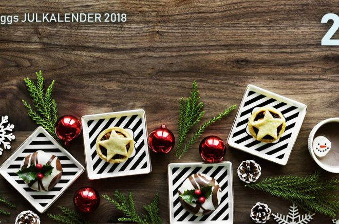 Boktuggs Julkalender 2018 - lucka 20. Bakgrundsbild: Pixabay.