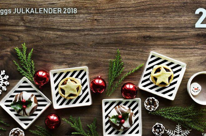 Boktuggs Julkalender 2018 - lucka 22. Bakgrundsbild: Pixabay.