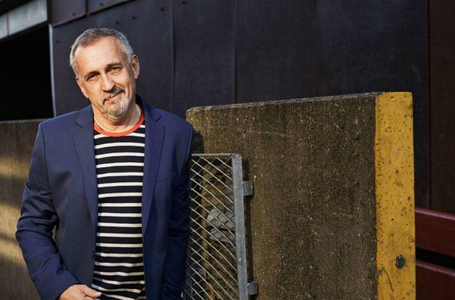 Författaren Jussi Adler-Olsen. Foto: Bjarke Johansen