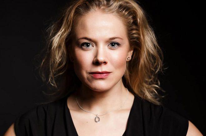 Författaren och föreläsaren Karin Hägglund. Foto: Pressbild.