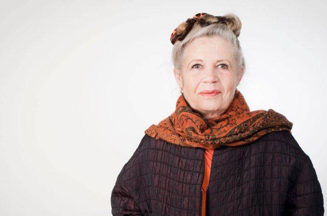 Karin Malmgren. Foto: Marit Lasson, Ystad