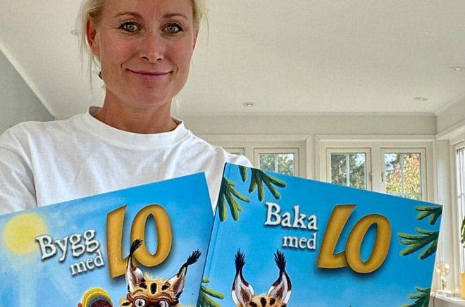 Katarina Ekstedt är både författare och förlagschef på Triumf förlag. Foto: Privat.