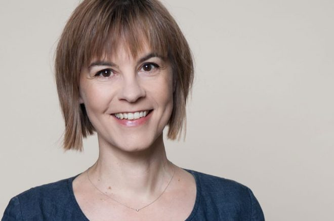 Kathrin Rüstig, Director Publisher Relations på BookBeat i Tyskland jobbade tidigare på konkurrenten Audible.