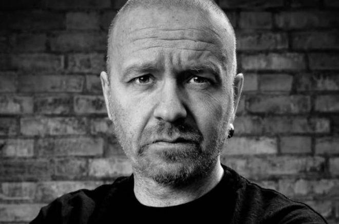 Kent Wisti, satirtecknare, präst och författare. Foto: Anders Nicander
