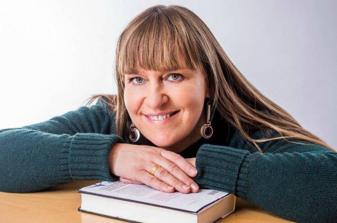 Kerstin Bergman, CrimeGarden. Foto: Lars Clason