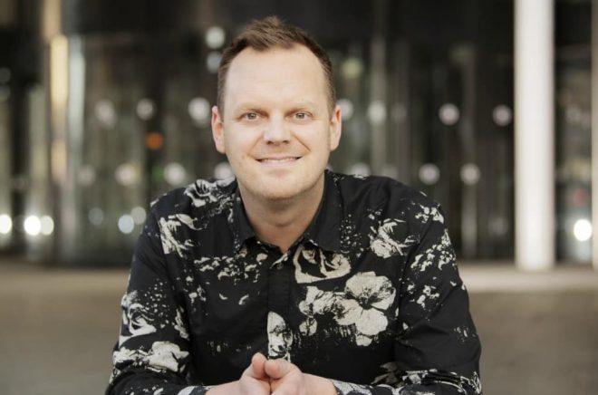Kim Nilsson, tillträdande försäljnings- och marknadschef på Bokmässan. Foto: Pressbild
