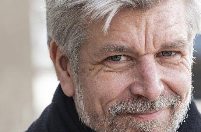 Författaren Karl Ove Knausgård. Foto: Magnus Liam Karlsson.