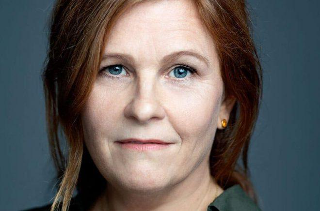 Kristina Aspemo. Foto: Særún Hrafnkelsdóttir