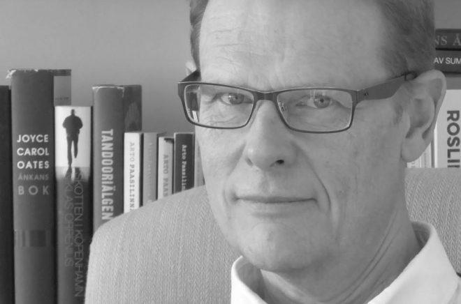 Lars Gunnar Norén. Foto: Annelie Norén