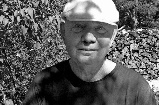 Författaren Lars Norén har avlidit. Foto: Pressbild/Albert Bonnier förlag.
