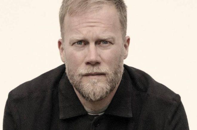Lars Berge. Foto: Håkan Elofsson/Natur & Kultur