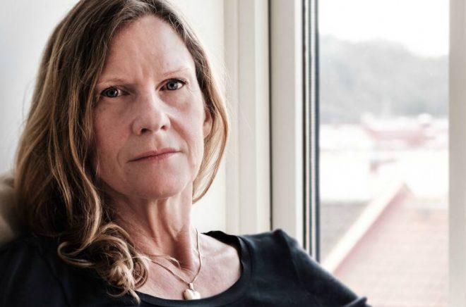 Linda Östergaard, översättare. Foto: Anna Lindberg