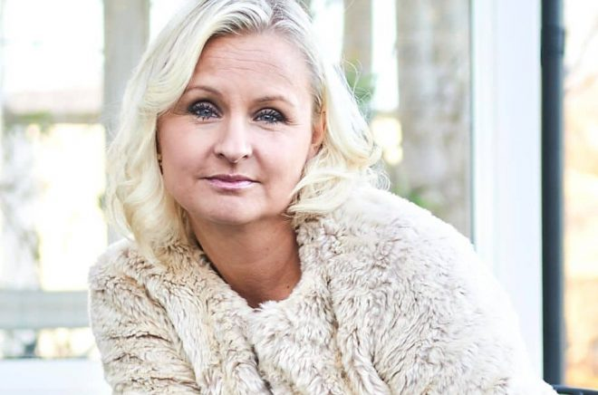 Linn Maria Wågberg. Foto: Sussi Ardenfors/Ateljé Photos4U