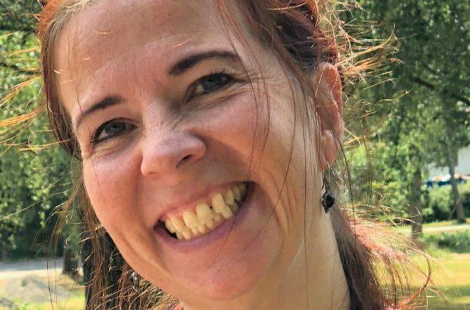 Lotta Persdotter. Foto: Tina Lundberg