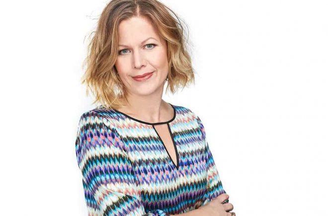 Louise Bäckelin blir nu tillsammans med Modernista ensam ägare till Mima förlag. Foto: Anna-Lena Ahlström.