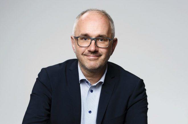Magnus Larsson, generaldirektör för MTM. Foto: Stefan Tell