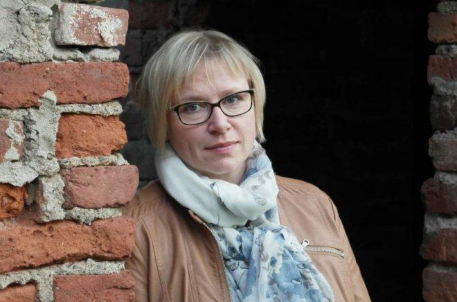 Mikaela Nykvist, finlandssvensk författare och egenutgivare.