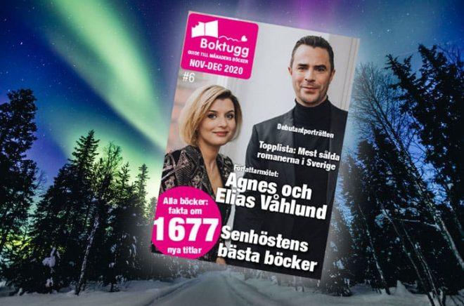 Agnes och Elias Våhlund - Handbok för superhjältar 6