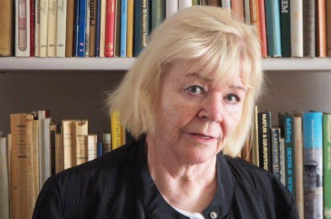 Magdalena Stjernberg. Foto: Privat