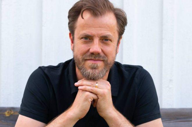 Magnus Hördegård. Foto: Lars Abrahamsson