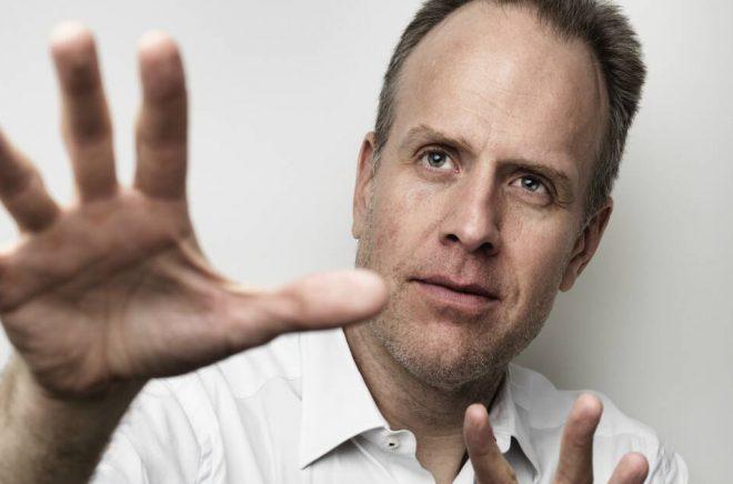 Magnus Lindkvist, futurolog, författare och föreläsare. Foto: Magnus Skoglöf