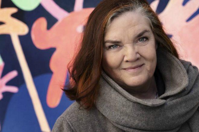 Maja Hagerman, författare, historiker och folkbildare. Foto: Håkan Elofsson