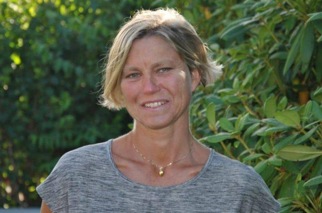 Margareta Elding-Pontén debuterar med barnbok. Foto: Privat