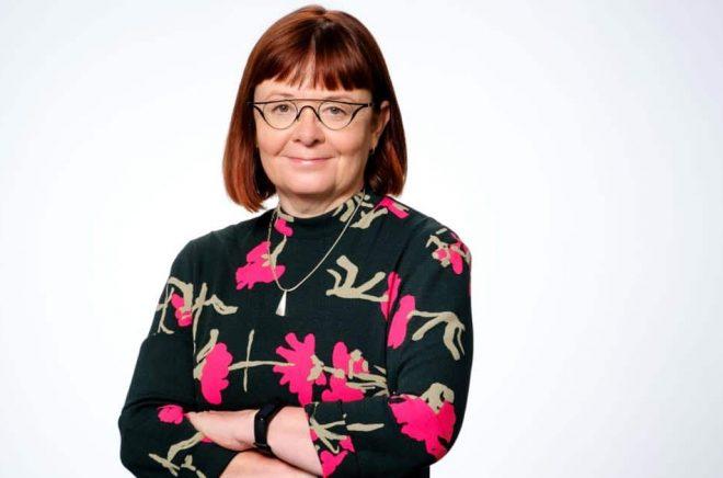 Mari Wärri tillträder den 9 november 2020 en nyinrättad tjänst som Head of Nordic Content Strategy på Storytel. Foto: Pressbild.