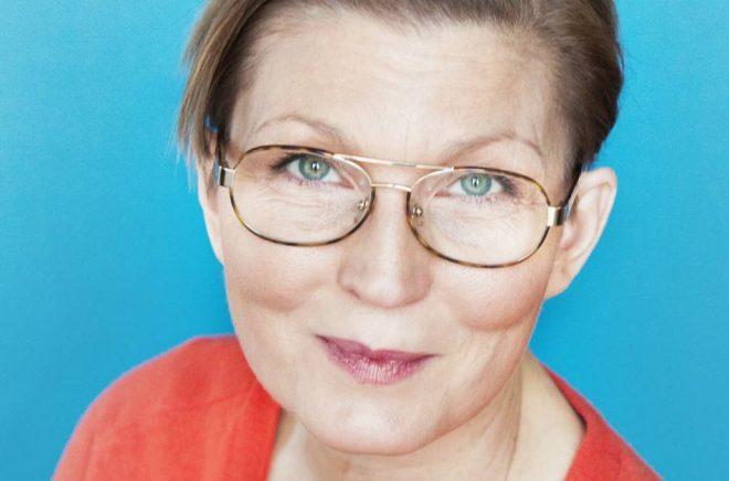 Maria Andersson, ny förbundsdirektör på Författarförbundet. Foto: RFSU