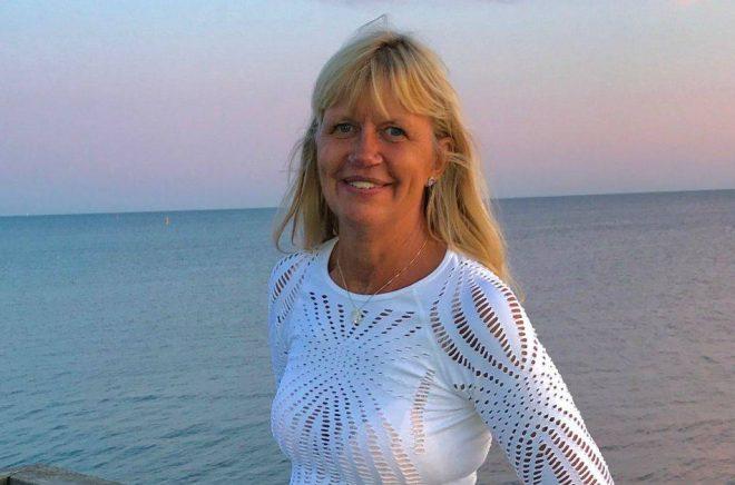 Författaren Maria Carlson. Foto: Privat