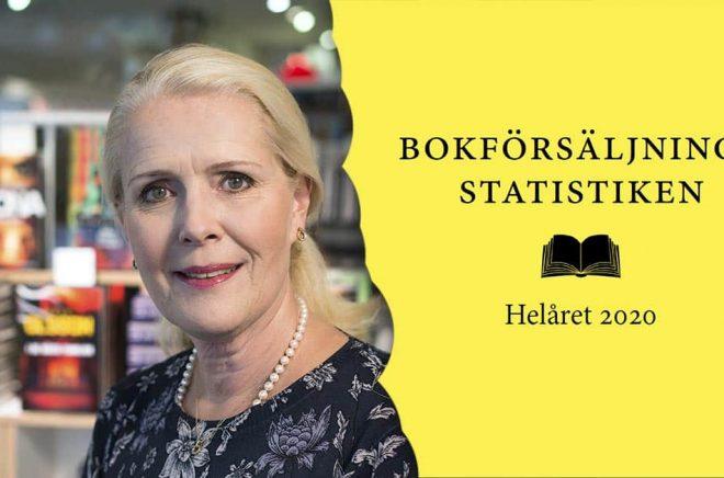 Maria Hamrefors, ordförande i Bokhandlareföreningen, är övertygad om att kunderna återvänder till fysisk bokhandel. Foto: Pressbild. Montage: Boktugg.