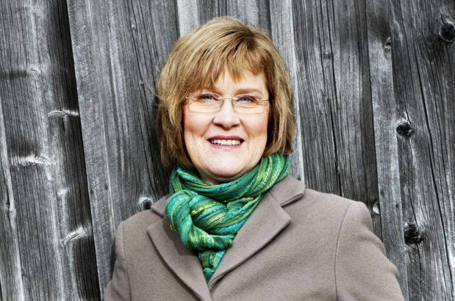 Marianne Cedervall. Foto: Mia Carlsson