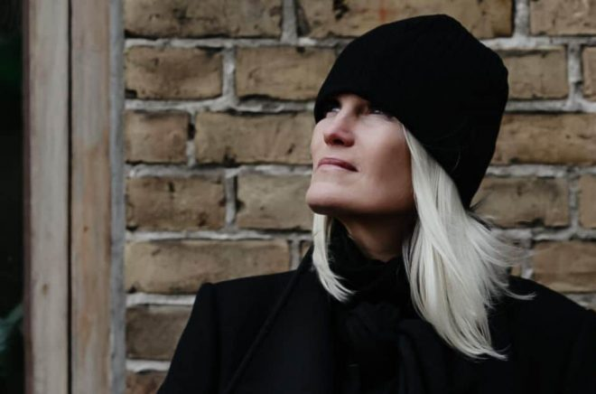 Marie Lindström. Foto: Claudia Mårtensson, Den lilla Fotobyrån