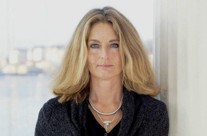 Marika Stolpe startar Bokförlaget Stolpe. Foto: Savva Ernst Günther