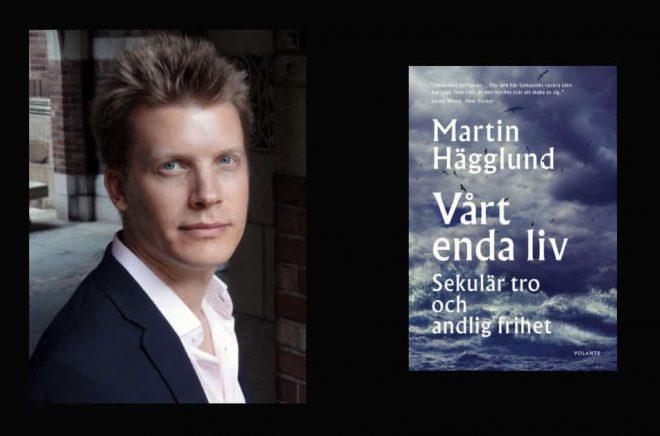 Martin Hägglunds bok This Life har tilldelats René Wellek-priset 2020. Pressbild.