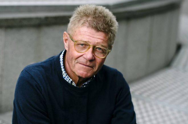 Martin Kylhammar, litteratur- och idéhistoriker. Foto: Stefan Tell