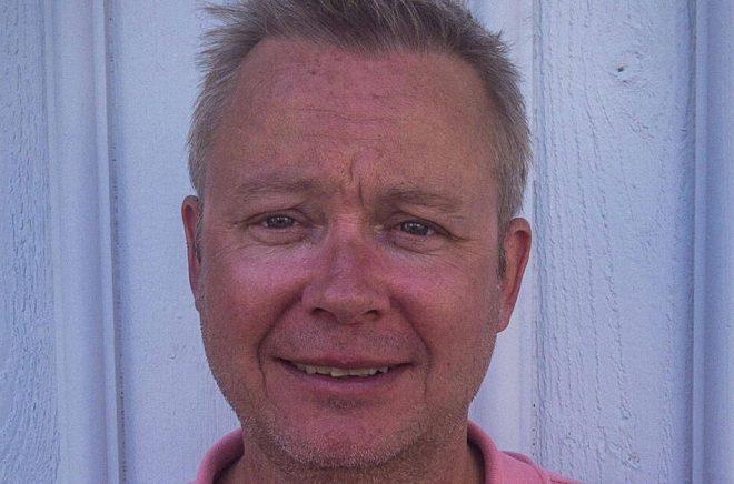 Mats Slottner, IDUS och Visto Förlag, menar att hybridförlagen fyller en viktig uppgift. Foto: Privat.
