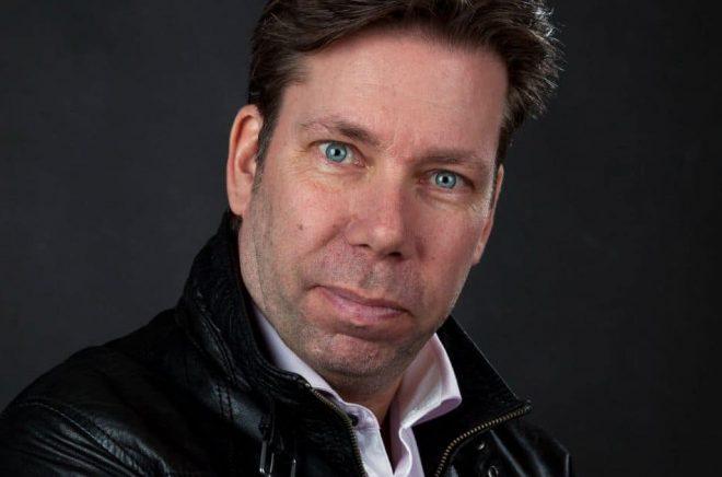 Författaren Mats Uddin. Foto: Björn Lindqvist