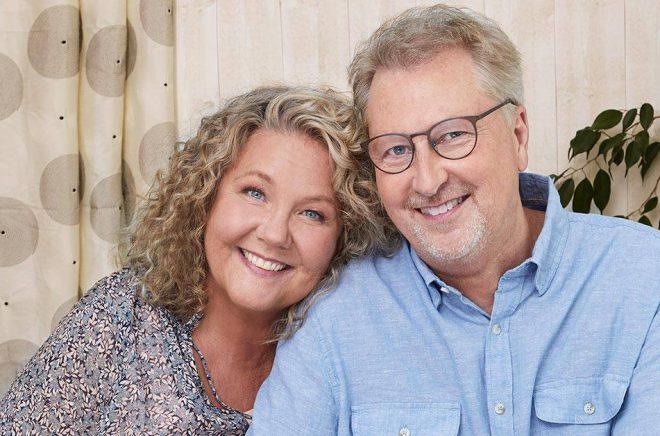Susan och Mats Billmark släpper boken