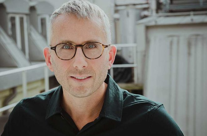 Mattias Lundgren, vd och grundare till Word Audio Publishing.