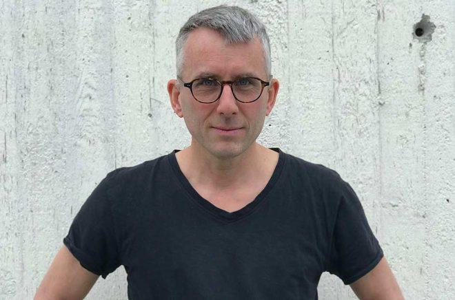 Mattias Lundgren lämnar nu Bokfabriken för att fokusera på Word Audio. Foto: Jenny Castegren.