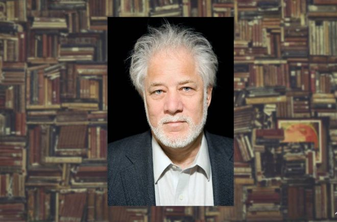 Michael Ondaatje tilldelas Golden Man Booker för sin bok The English Patient. Foto: Beowulf Sheehan